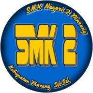 Logo SMK Negeri 2 Pinrang sulawesi selatan